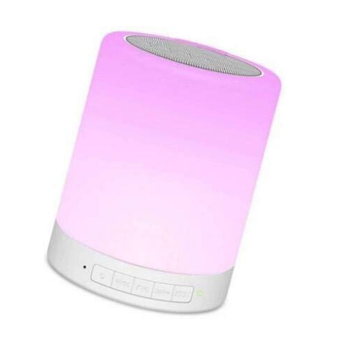 Yua Color Changing Lamp Wireless Speakers