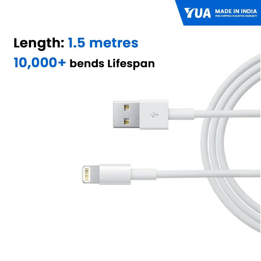 Yua iPhone Data cable